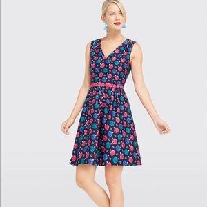 Draper James Size 10 Jingle Dots Gracie Dress NEW